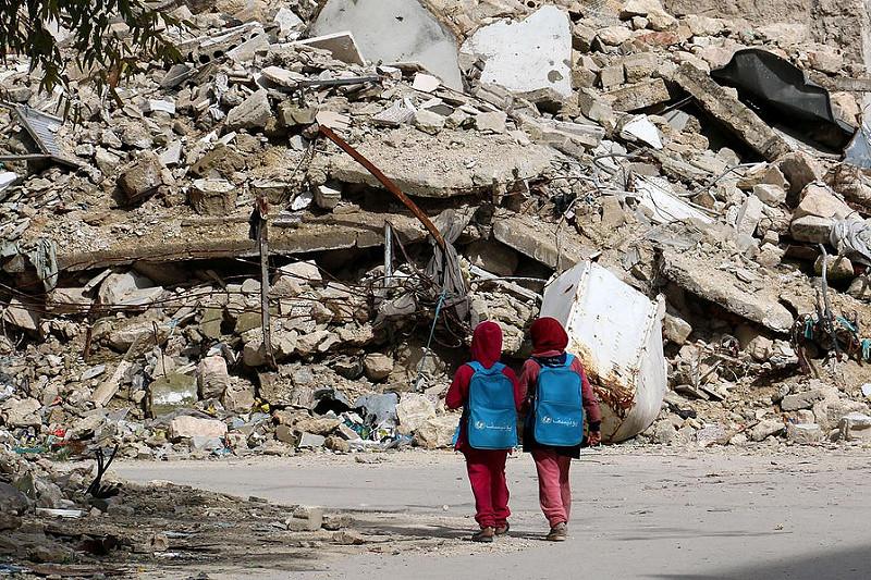 Die internationale Staatengemeinschaft versagt – erneut