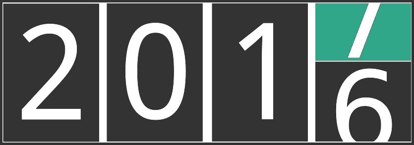 Jahresrückblick 2016. Oder: Was aus den zehn (frommen) Wünschen wurde