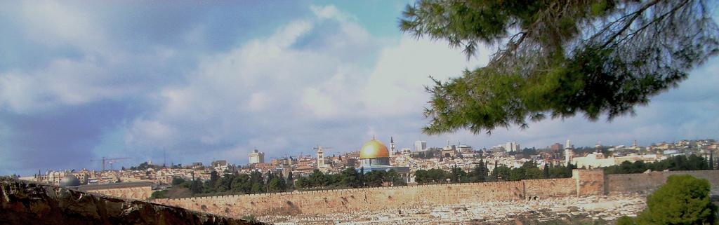 Viele Religionen auf engstem Raum – geht das?!
