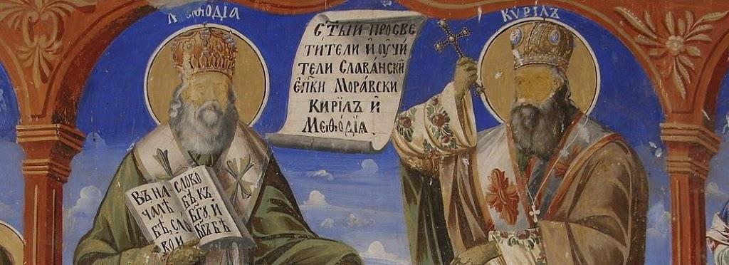 Kyrill und Method und die Sprache