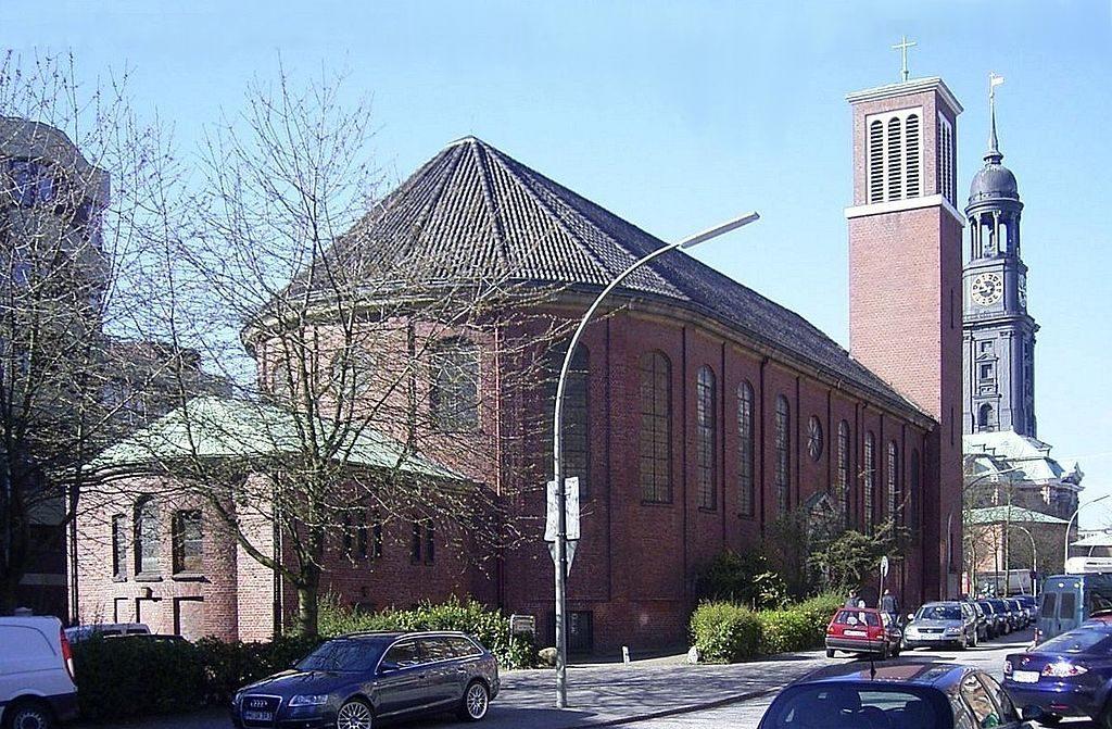 St Ansgar Kirche Hamburg
