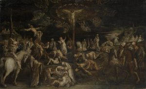 Tintoretto, Die Kreuzigung Christi