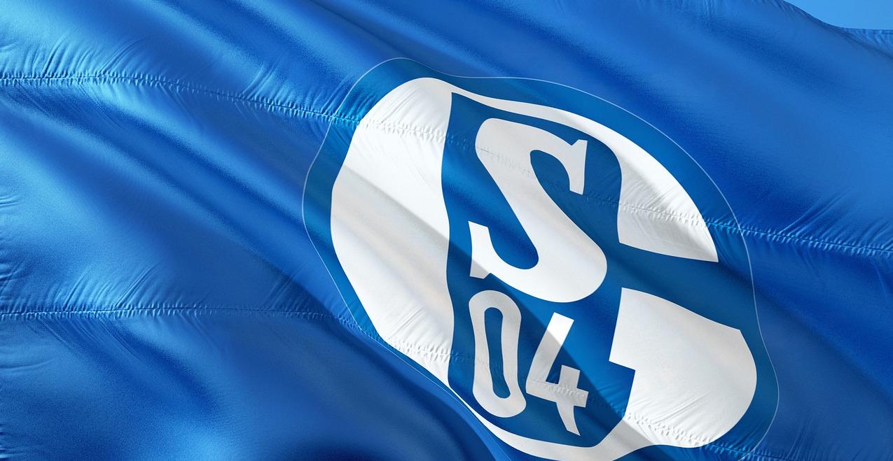 Flagge Schalke 04